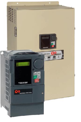 Q9 HVAC Y Q9 Plus HVAC Para sistemas de aire acondicionado de Toshiba