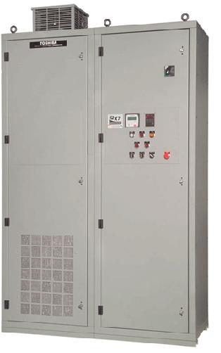 QX7 HVAC Par Variable de Toshiba