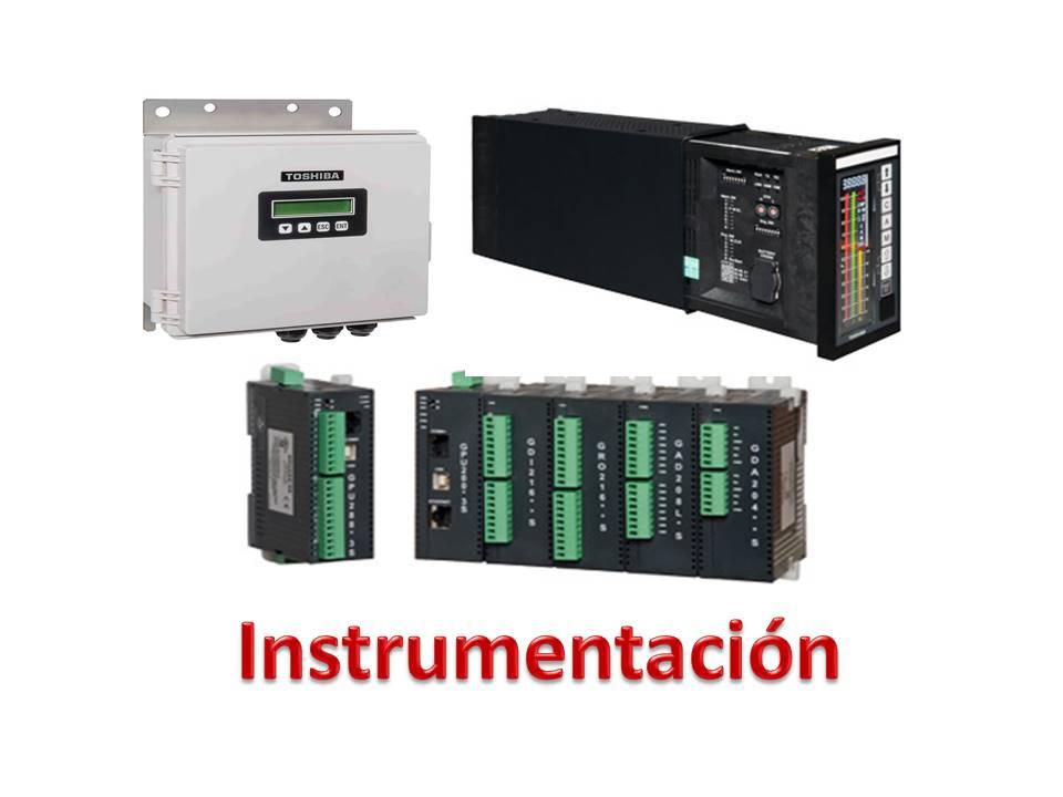 instrumentation toshiba