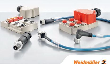 Distribuidores para sensores y actuadores