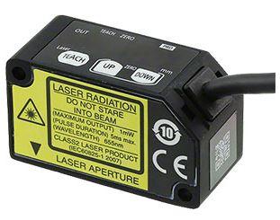 sensores de desplazamiento medición laser