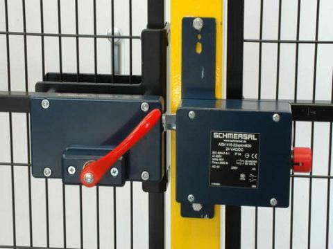 proteccion y seguridad schmersal
