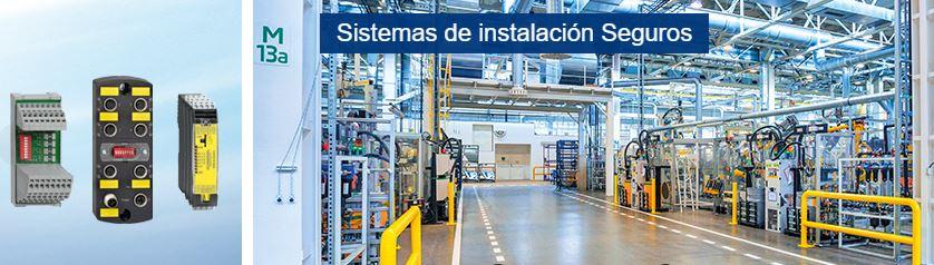 sistemas de instalacion schmersal