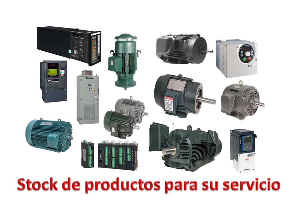 stock de productos toshiba